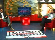 Marco Alù ospite negli studi televisivi di Professione Motori