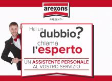 """TOP FOTO Servizio """"Chiedi all'esperto Arexons"""" un assistente personale per risolvere i problemi di pulizia e cura dell'auto"""