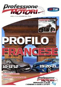 copertina motori 23-2015