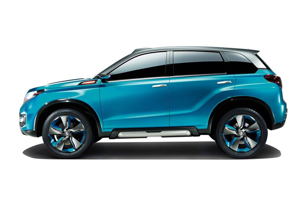Il nuovo volto della Suzuki Vitara | Professione Motori
